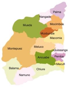 Areas geograficas