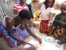 Treinamento sobre Nutricao Namanhumbir