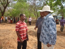 Visita Governador Nimala